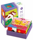 Djeco - Meuh & Co Wooden Block Puzzle