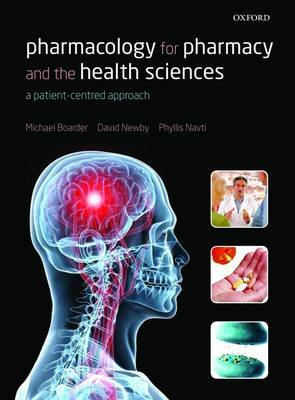 Pharmacology for Pharmacy and the Health Sciences by Michael Boarder image