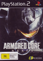 Armored Core Nexus for PlayStation 2