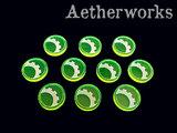 Aetherworks: Armada Repair Command Tokens (10 Pack)