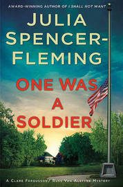 One Was a Soldier by Julia Spencer-Fleming image