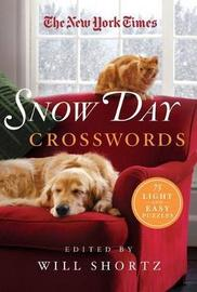 """The New York Times Snow Day Crosswords by """"New York Times"""""""