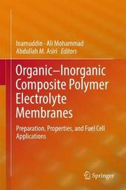 Organic-Inorganic Composite Polymer Electrolyte Membranes