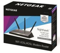 Netgear: Nighthawk AC1900 ADSL/VDSL - Smart WiFi Modem Router image