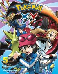 Pokemon X*Y, Vol. 2 by Hidenori Kusaka