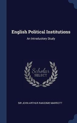 English Political Institutions image