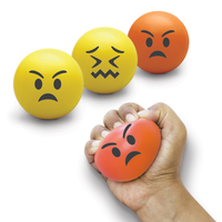Bubblegum: Emoji - Stress Balls (Set of 3)