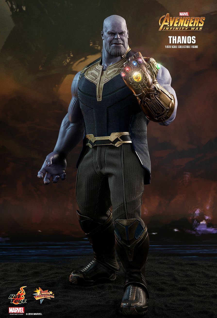 """Avengers Infinity War: Thanos - 12"""" Articulated Figure image"""