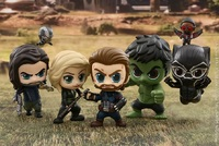 Avengers: Infinity War - Captain America Team - Cosbaby Set