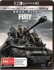 Fury on UHD Blu-ray
