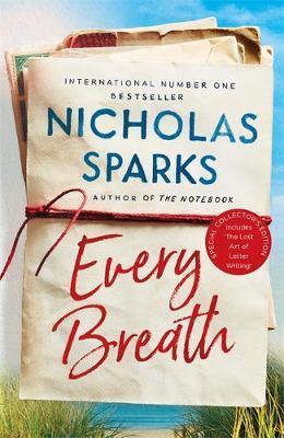 Every Breath by Nicholas Sparks image