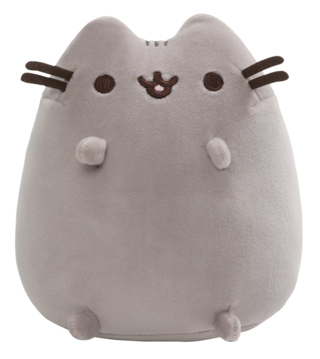 "Pusheen the Cat: Squisheen Sitting - 6"" Plush"
