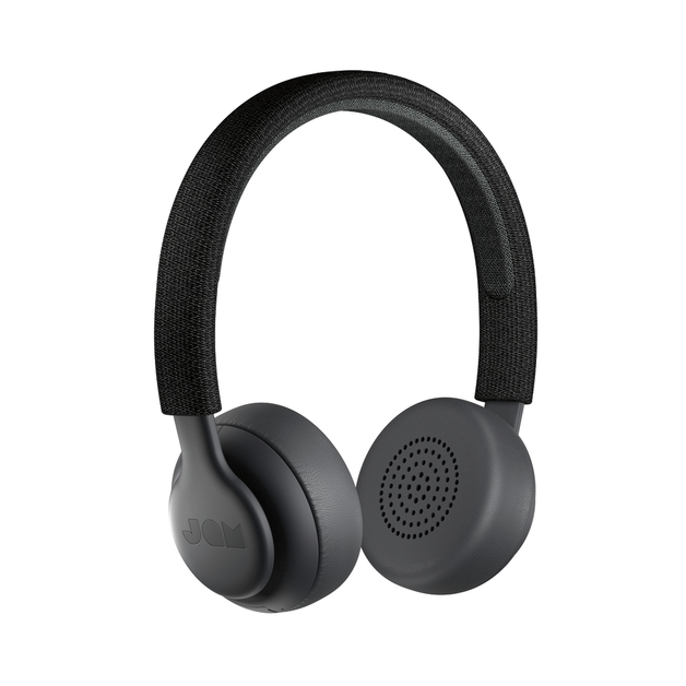 Jam: Been There Bluetooth On Ear Headphones - Black