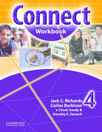 Connect Workbook 4 Portuguese Edition by Jack C Richards image
