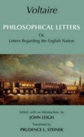 Voltaire: Philosophical Letters by Voltaire image