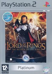 Lord of the Rings: Return of the King Platinum for PS2