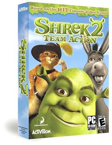 Shrek 2: Team Action for PC Games