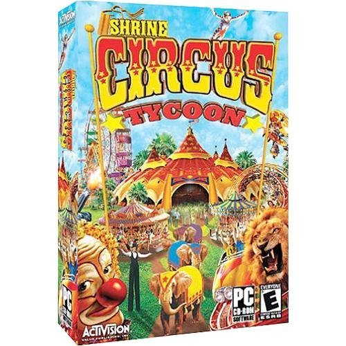 Shrine Circus Tycoon for PC Games