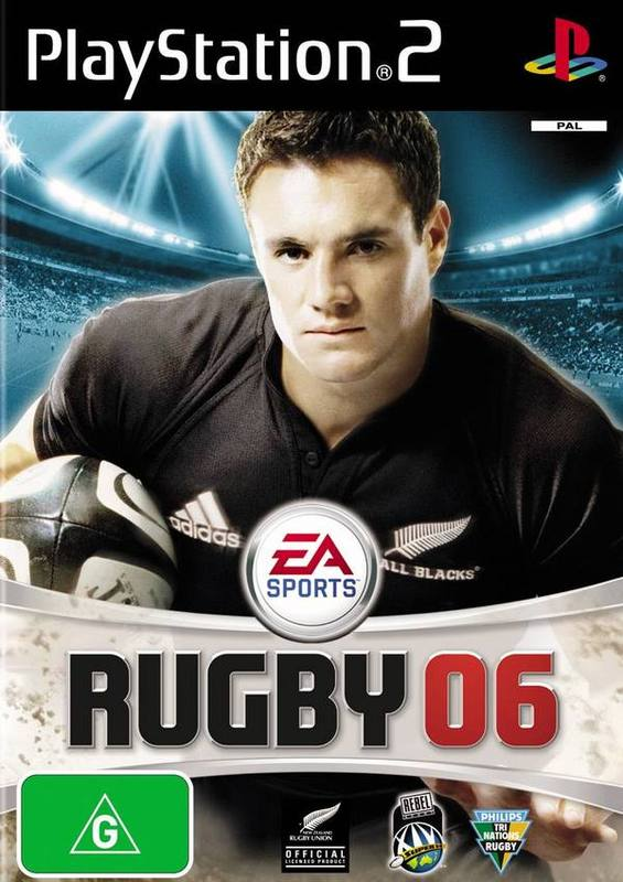 Rugby 06 for PlayStation 2