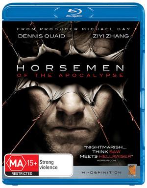 Horsemen of the Apocalypse on Blu-ray