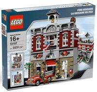 LEGO Creator - Fire Brigade (10197)