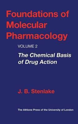 Foundations of Molecular Pharmacology: v.2 by J.B. Stenlake image