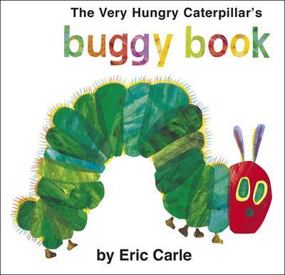 The Very Hungry Caterpillar's Buggy Book by Eric Carle image