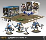 Warmachine: Cygnar Battlegroup Starter (2016)