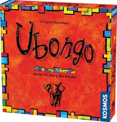 Ubongo - Puzzle Game