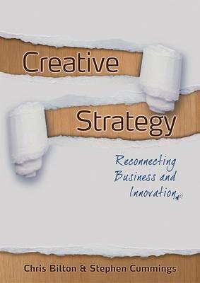 Creative Strategy by Chris Bilton image