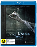 Don't Knock Twice on Blu-ray