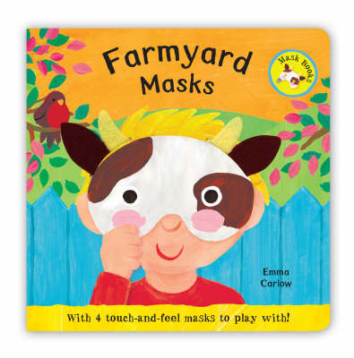 Mask Books: Farmyard Masks image
