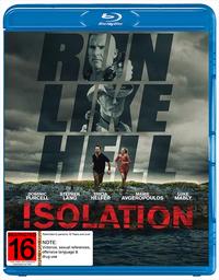 Isolation on Blu-ray
