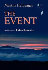 The Event by Martin Heidegger