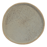 Luna Large Plate - Grey
