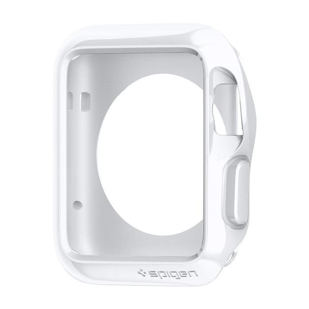 Spigen Apple Watch 38mm Slim Armor Case White