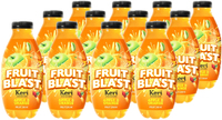 Keri Fruit Blast - Apple & Orange 500ml (12 Pack)