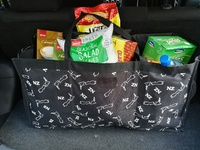 Trunkster Boot Organiser Grocery Tote - NZ