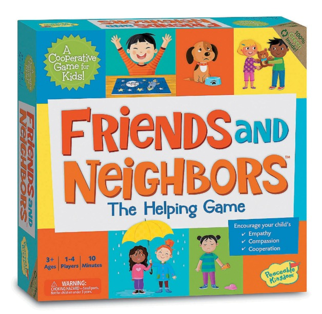 Friends & Neighbours - Cooperative Game