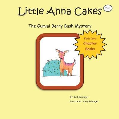 Little Anna Cakes by G R Reinagel image