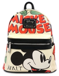 Loungefly: Disney - Mickey Mini Backpack