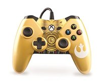 Xbox One Wired Star Wars Controller - CP3O for Xbox One