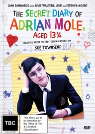 The Secret Diary Of Adrian Mole, Aged 13¾ on DVD