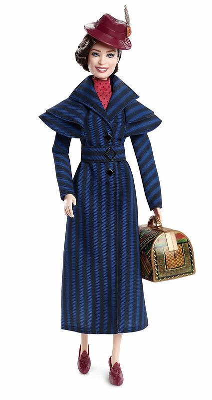 Barbie: Mary Poppins Returns - Mary Poppins Doll