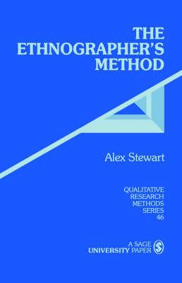 The Ethnographer's Method by Alex Stewart image