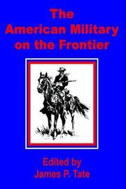 The American Military on the Frontier image