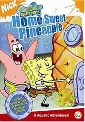 Spongebob Squarepants: Home Sweet Pineapple on DVD