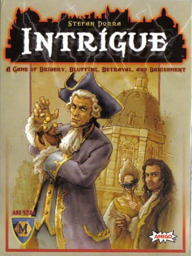 Intrigue - card game
