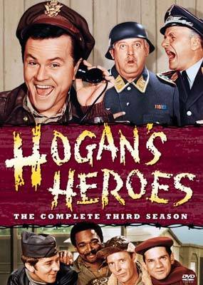 Hogan's Heroes -  The Complete Season 3 (5 Disc Set) on DVD
