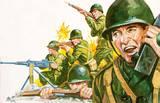 Revell US Infantry WWII 1/32 Model Kit